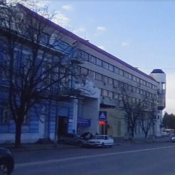 Филиал в Симферополе