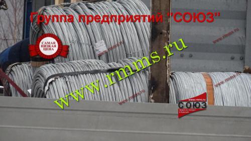 проволока ГОСТ 3282-74 завод